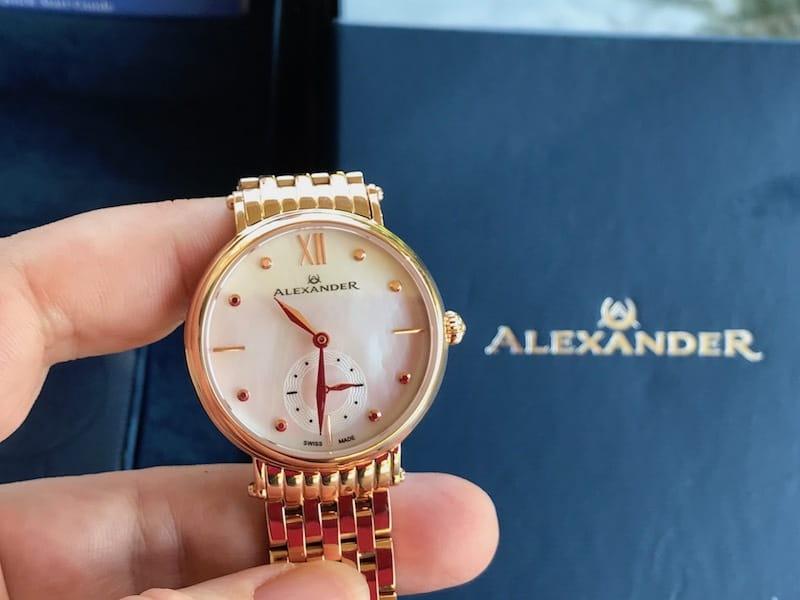 Alexander Watch, gift guide