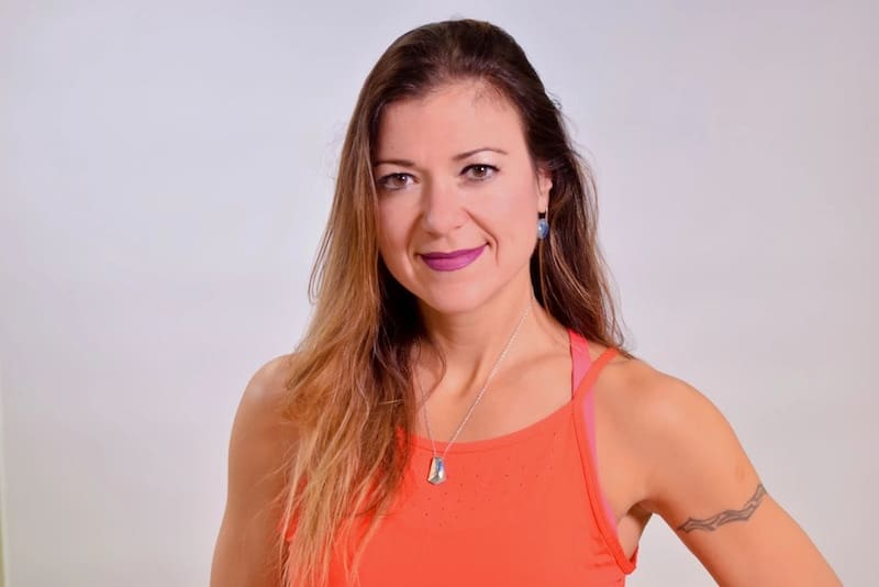 Andrea Kozma, woman entrepreneur, sweat now owner
