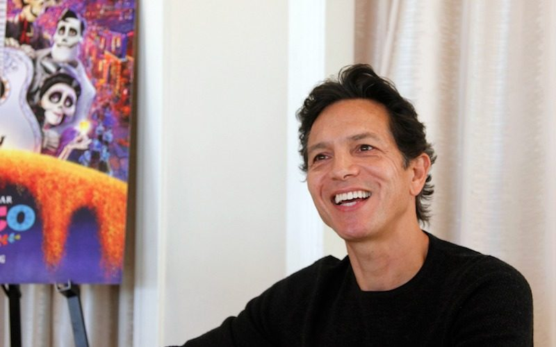 A Few Things You Haven't Known About Benjamin Bratt