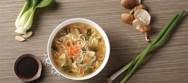Blount Bowls Chicken Ramen Noodle
