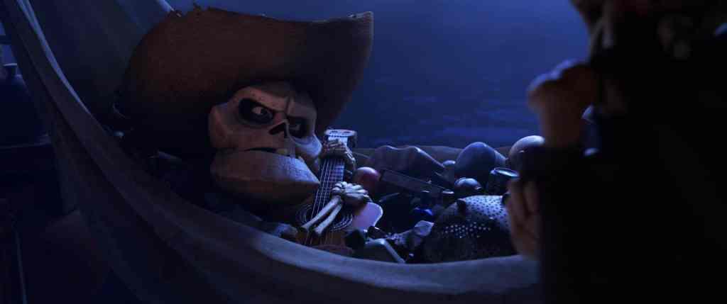 COCO, disney pixar movie, edward james olmos, chicharron