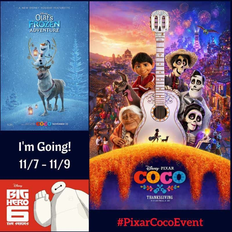 COCO Red Carpet El Capitan Theatre Hollywood