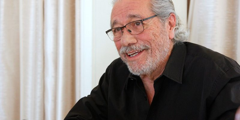 Interview With Edward James Olmos, the Voice of Chicharron in COCO