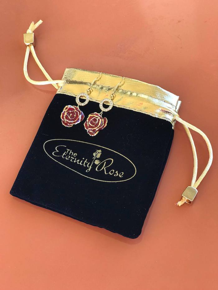 Eternity Rose Jewelry, Gifts for HER, gift guide, stocking stuffers
