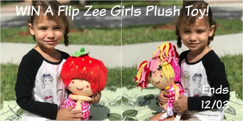 Flip Zee Girls Dolls, developmental toys, TTPM