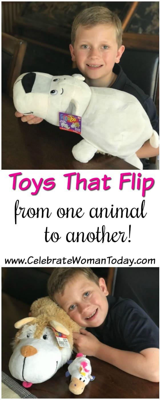 FlipaZoo Animals, plush toys, developmental toys, TTPM