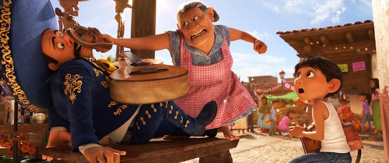 COCO movie, Disney movie, Pixar movie