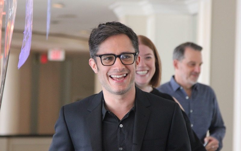 Interview with Gael Garcia Bernal the Voice of Hector in COCO