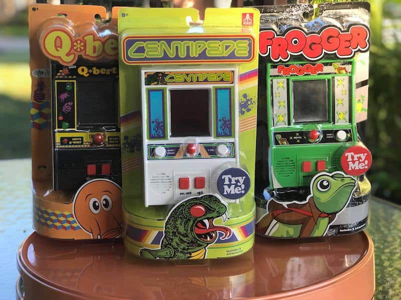 Classic Arcade Games, stocking stuffers