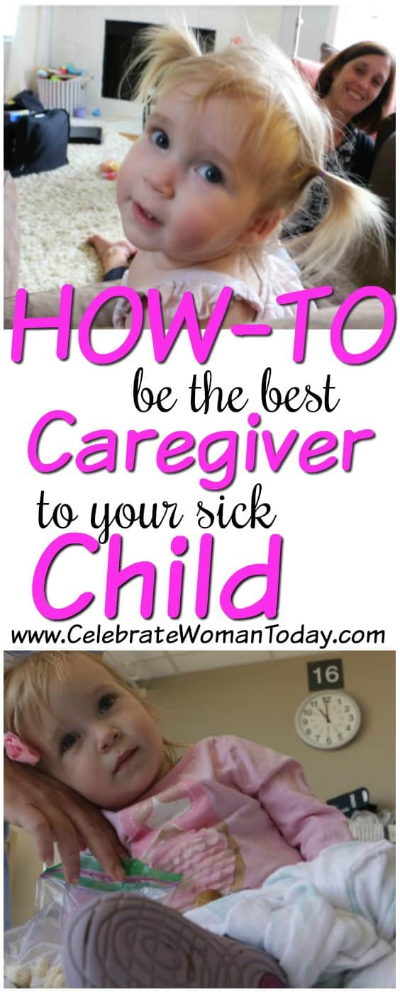 HOW-TO Caregiver, sick child