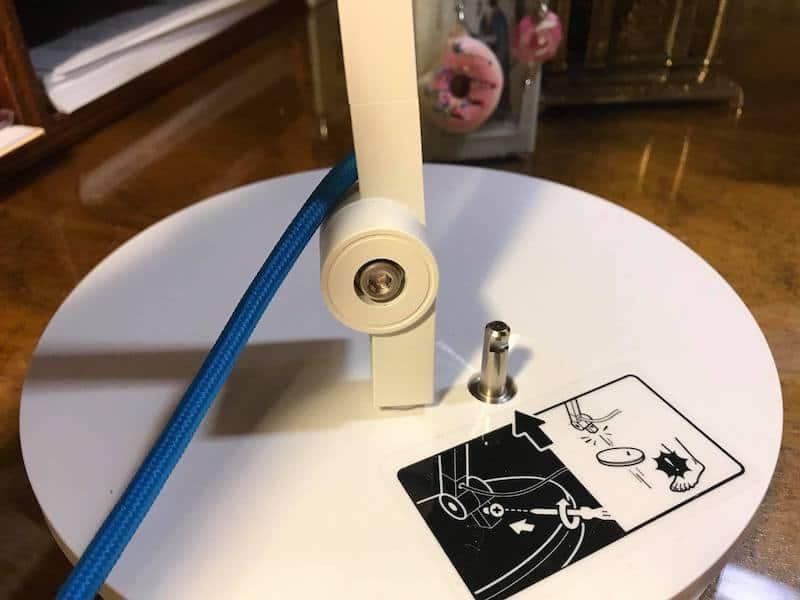 LED BenQ eReading Lamp