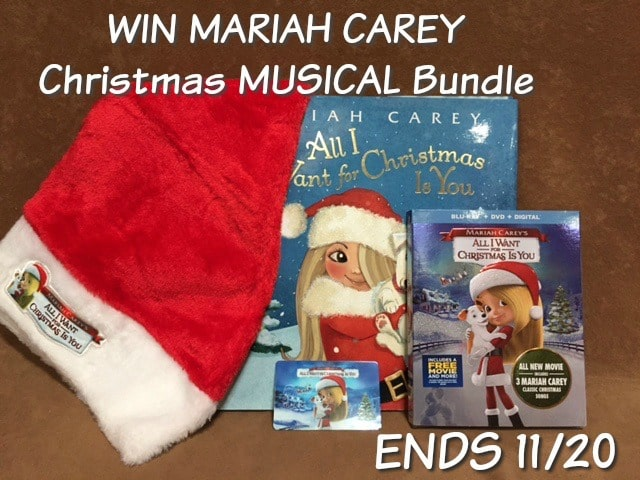 Mariah Carey Holiday Music Collection, All I Want for Christmas Is You