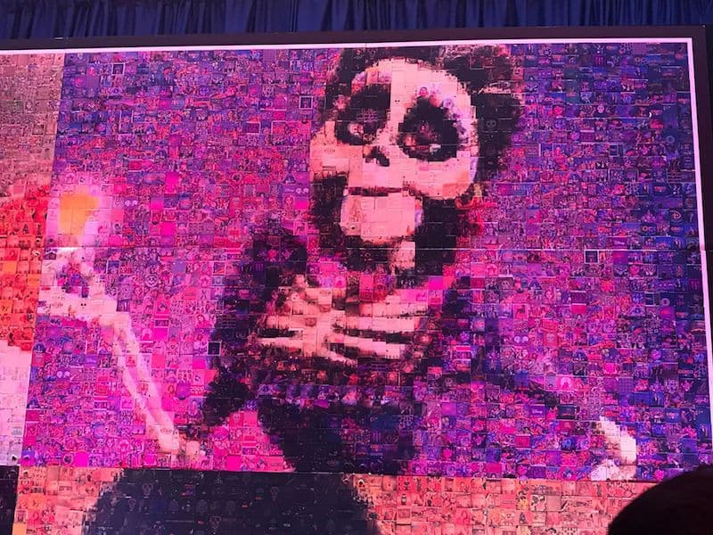 Disney Pixar Coco Red Carpet Event