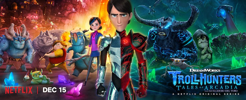 DreamWorks Trollhunters Is A Complex Story With Stunning Visuals