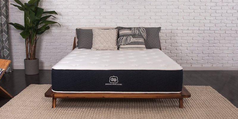 Sleep Is A Must! Win Brooklyn Bedding Signature Mattress