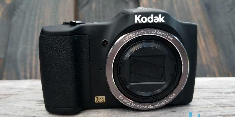 Win KODAK PixPro FZ152 Camera To Make New Memories This Holiday Season