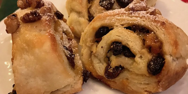 Apricot And Raspberry Rugelach Recipe #RecipeIdeas