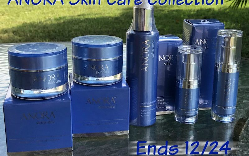 ANORA Skin Care Collection To Celebrate Your Skin