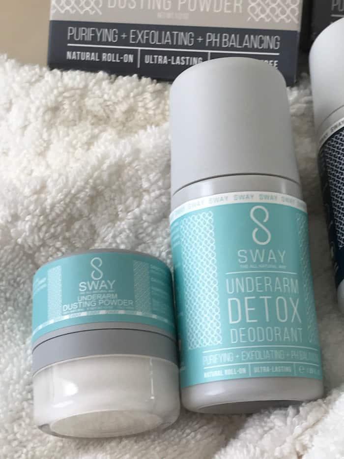 Sway Underarm Detox Deodorant