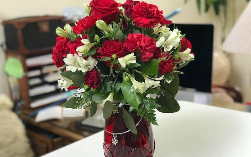 Win $75 TELEFLORA Bouquet