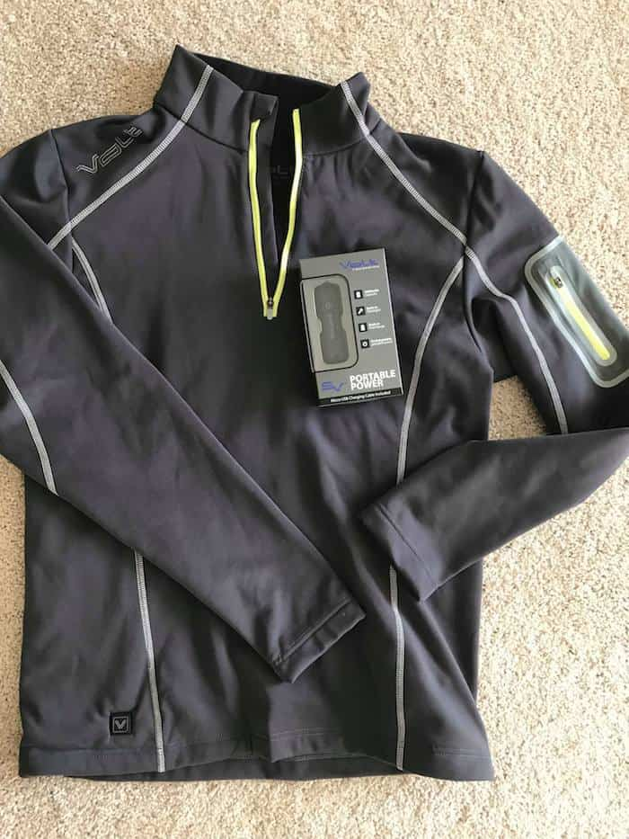 Volt Heated Thermal Pullover, Valentine's Day Gift Guide