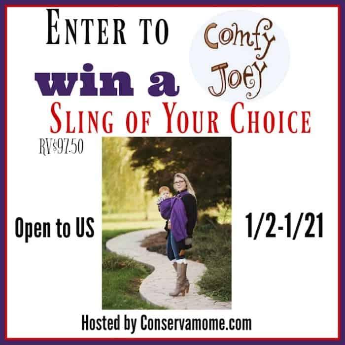 Comfy Joey Baby Sling