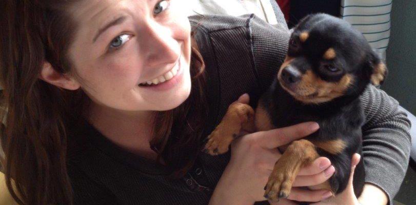 Angela Marcus Leaves No Pet Behind #HeartThis Unique Pet Adoption