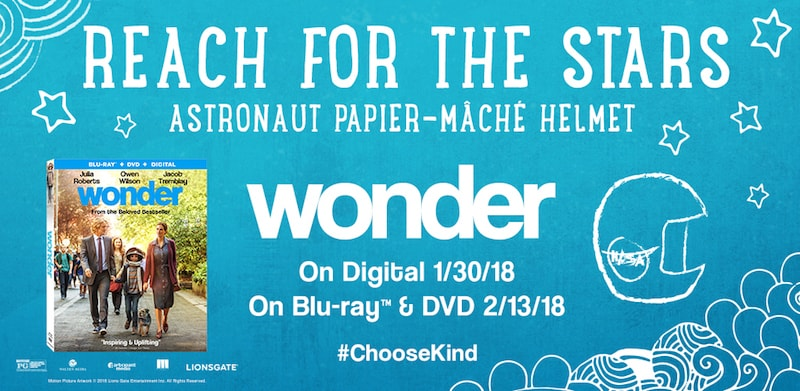 Incredibly Moving WONDER Movie Arrives on Blu-ray Combo DVD Pack