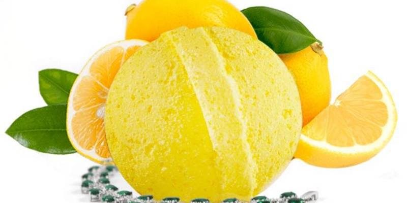 HOW-TO Relax with Fizzing Bath Bombs Fragrant Solution