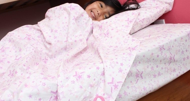 You Need These Kuviez Bed Sheets for Kids in Pink, Purple, Blue