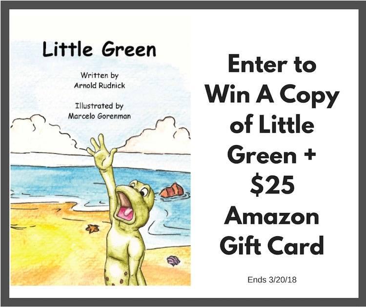 Little Green Children's Book by Arnold Rudnick