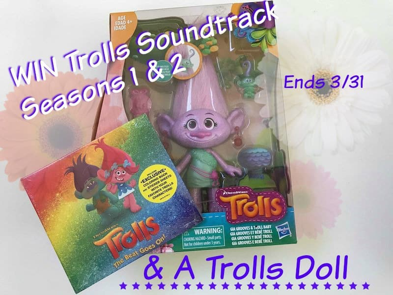 Complete trolls party song list downloadable soundtrack