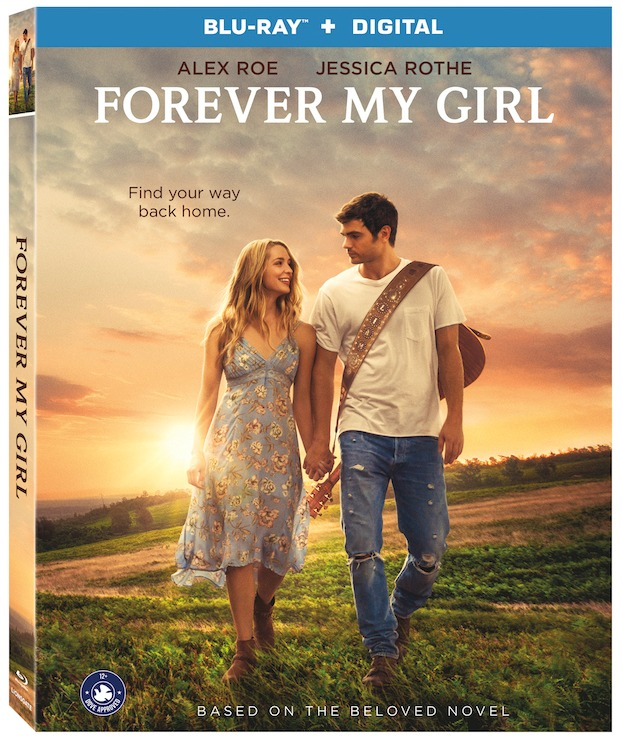 Lionsgate new movie release FOREVER MY GIRL will warm your hearts. A love story for all to learn from.