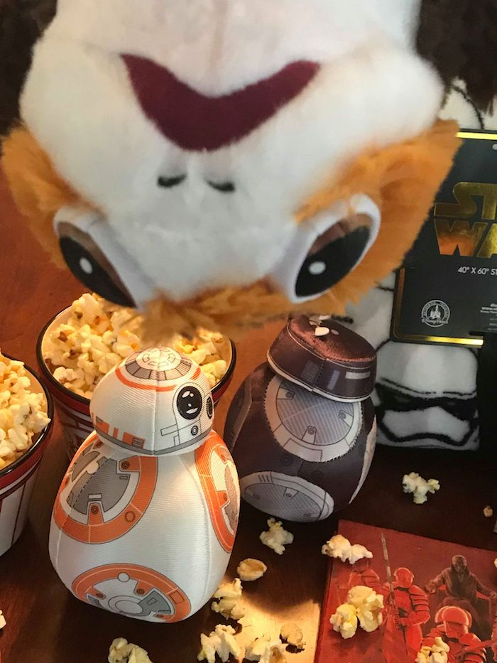 Star Wars The Last Jedi has some interesting characters like PORGS. They are cute, but fierce in real life. #StarWars #TheLastJedi