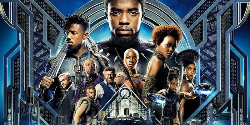 Black Panther Blu-ray DVD Earns Its Place In My MARVEL Movie Collection