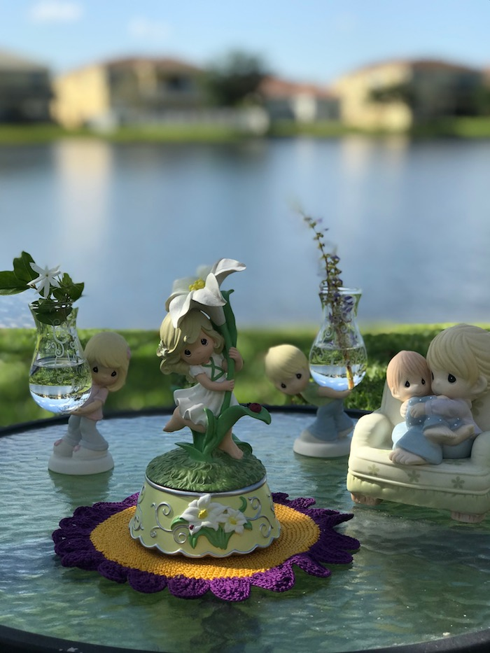 gifts women want, Precious Moments Bisque Figurines for moms and collectors