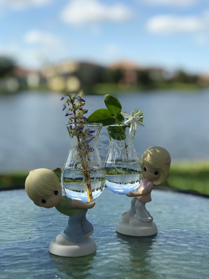 Gifts women want for keepsakes, Precious Moments figurine LOVE YOU LOTS