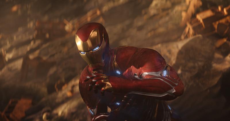 Brilliant MARVEL Cast AVENGERS: INFINITY WAR Iron Man, Robert Downey Jr
