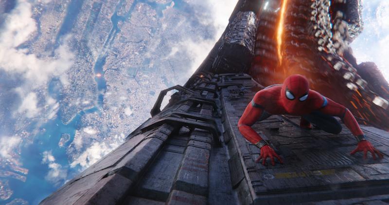 Brilliant MARVEL Cast AVENGERS: INFINITY WAR Spider Man/Peter Parker, Actor Tom Holland