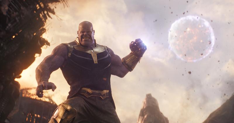 Brilliant MARVEL Cast AVENGERS: INFINITY WAR Thanos, Actor Josh Brolin