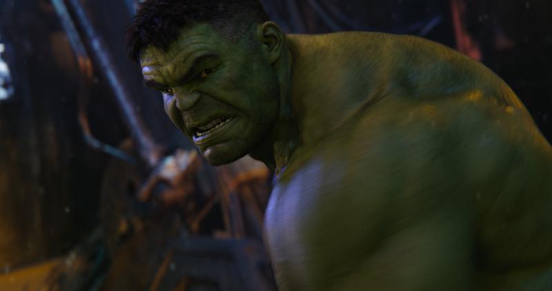 Brilliant MARVEL Cast AVENGERS: INFINITY WAR Hulk Actor Mark Ruffalo