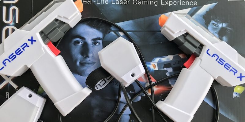 Meet the Perfect NERF Rival Laser Blaster by Laser X