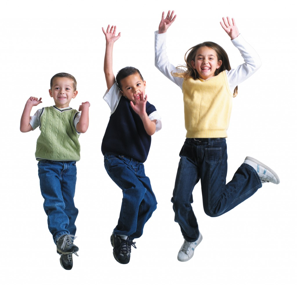 Dance-Leaping-Kids