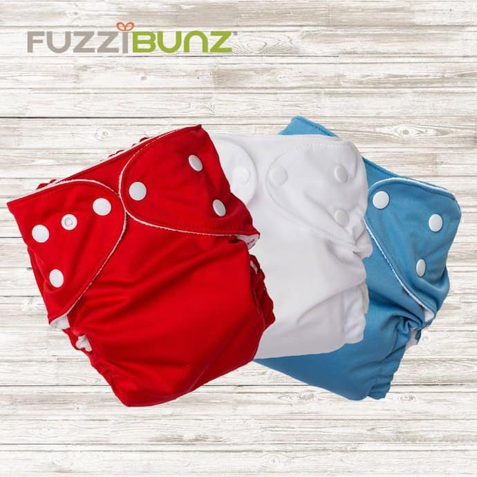 FuzziBunz Cloth Diapers