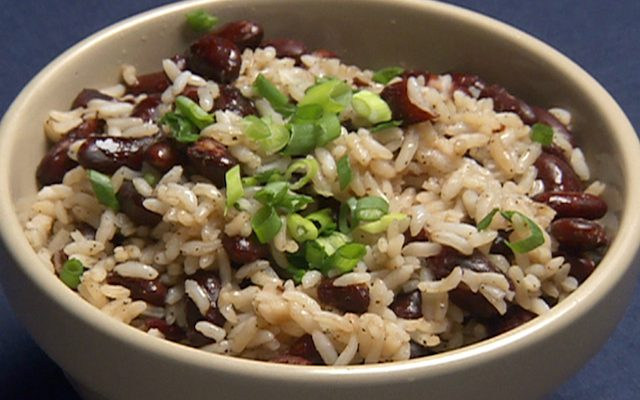 FuzziBunz Founder & Mom Shares Red Beans and Rice Recipe
