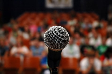 Public Speaking Tips For A Woman Like You