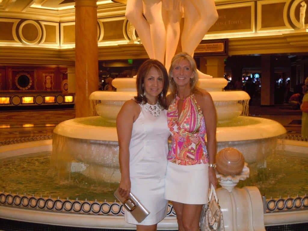 Bea Nohr Deb Braun Las Vegas