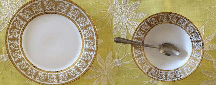 BrylaneHome-gold-dinnerware