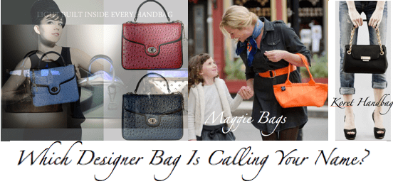 Can A Woman Have A Fashionable Designer Handbag For Daily Use?