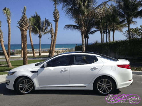 My New Luxury Car – KIA